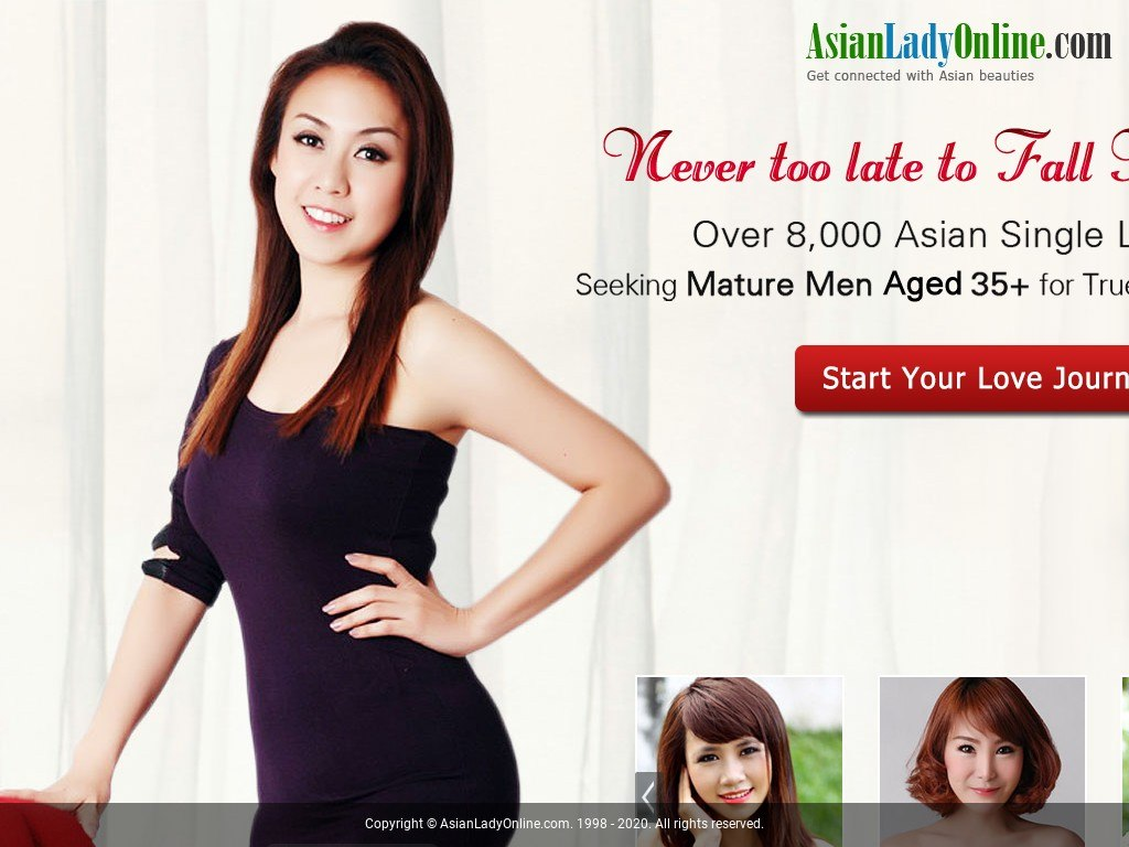 Asian Lady Online Dating Site