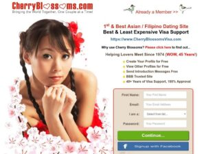 Cherry Blossoms Dating Site Post Thumbnail