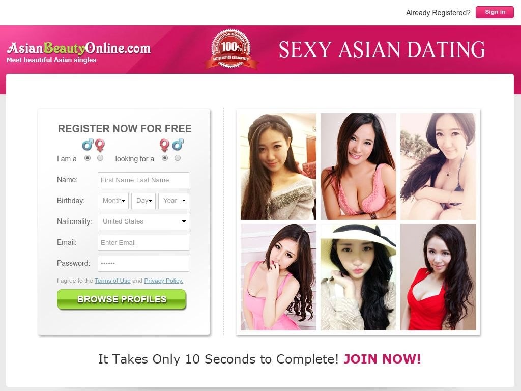 Asian Beauty Online Site Review